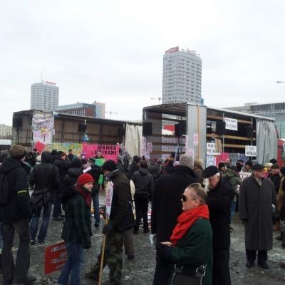 Rada Mazowiecka uczestniczyła w Manifie